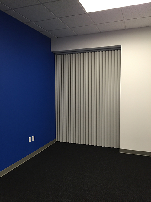 Commercial Window Shutters