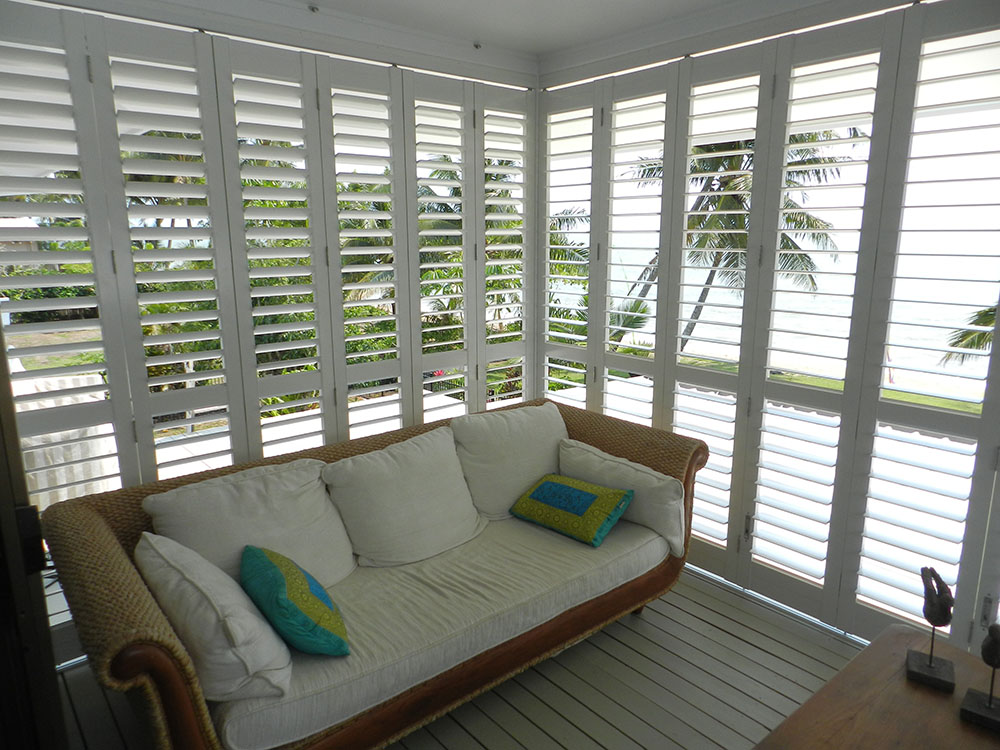 Windows Shutters Installation